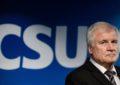 Allemagne : Seehofer sur le point de quitter la présidence de la CSU