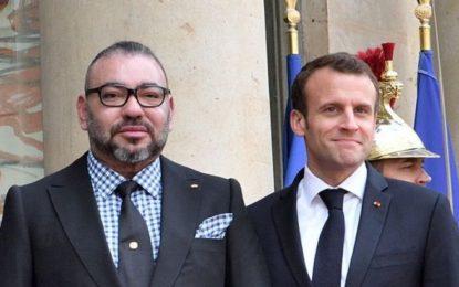 Le Roi Mohammed VI à Paris pour les cérémonies du centenaire de l'armistice de la 1ère guerre mondiale