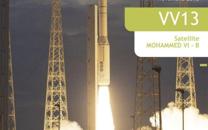 Le deuxième satellite marocain mis en orbite avec succès