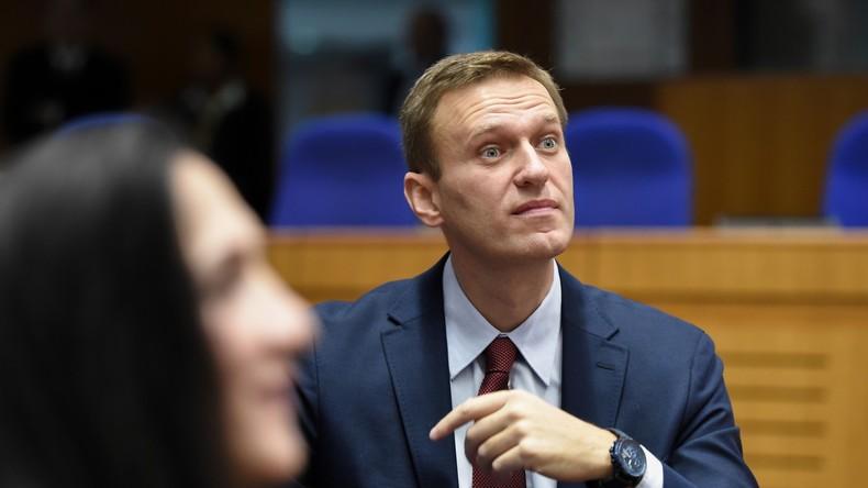 La Russie condamnée par la CEDH pour les arrestations répétées de l'opposant Alexeï Navalny