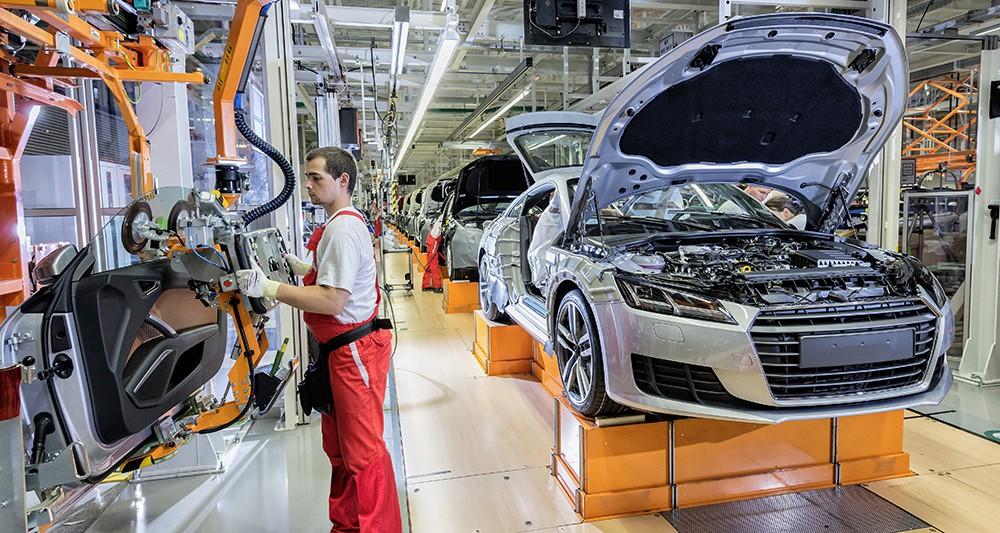 Baisse de la croissance en Allemagne au troisième trimestre