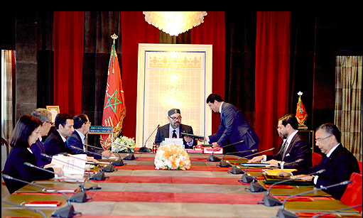 Maroc: Mohammed VI veille à l'avancement du programme des énergies renouvelables