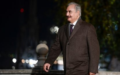 Suspens autour des participants à la réunion de travail à Palerme  sur la crise libyenne
