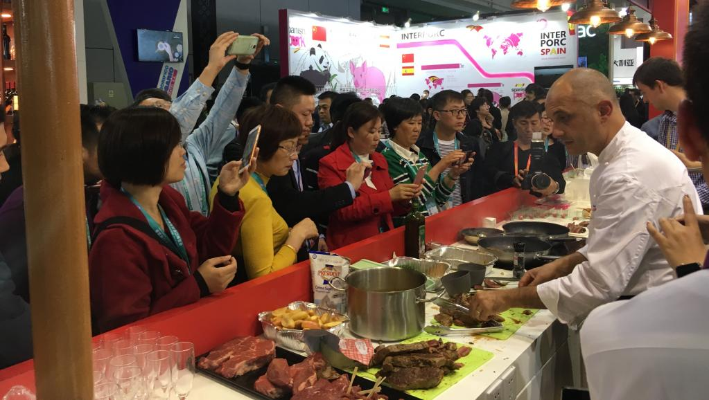 Le bœuf français de retour sur le marché chinois