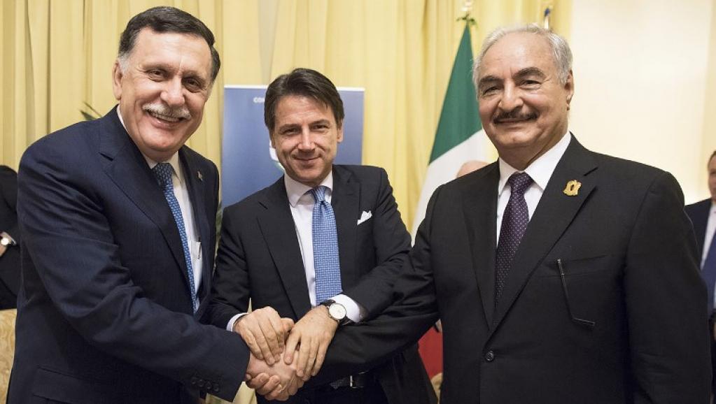 La conférence de Palerme sur la Libye s'achève sur des résultats mitigés
