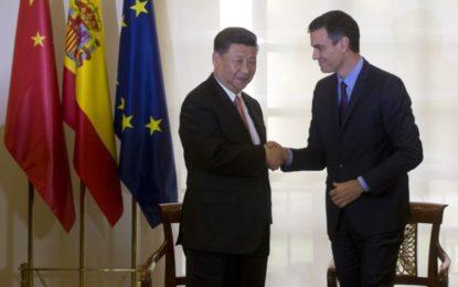 La Péninsule ibérique, porte d'entrée de Pékin pour amadouer le reste de l'Union européenne
