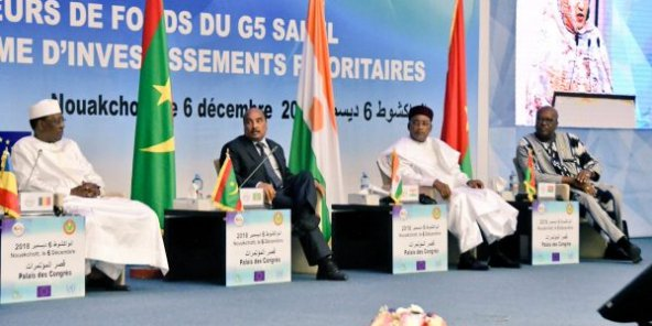 Le G5 Sahel arrache les promesses de financement de son Programme d'investissement prioritaire