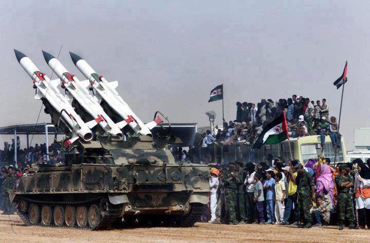 SIPRI : L'Algérie premier importateur d'armes en Afrique et 7e dans le monde