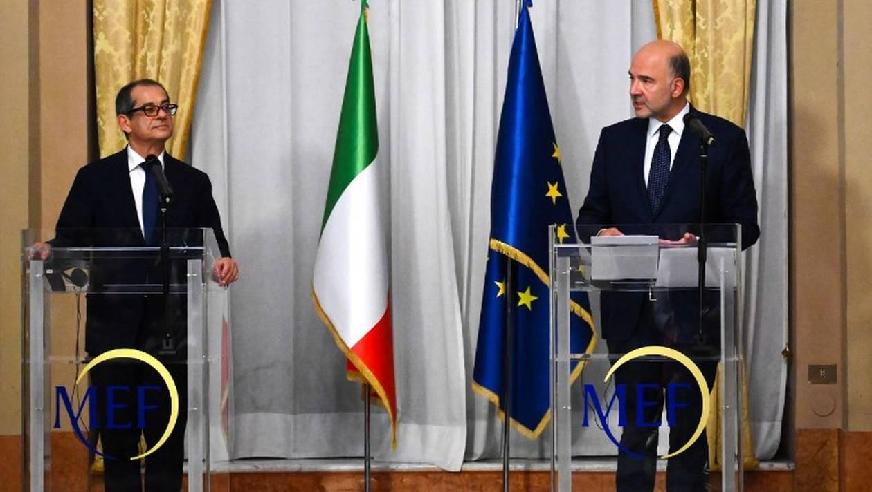 L'UE et Rome enfin d'accord sur le budget italien 2019
