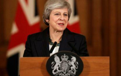 Royaume-Uni : L'opposition travailliste lance une motion de défiance contre Theresa May