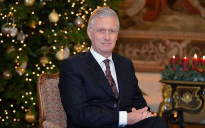 Le discours de Noël très politique du roi Philippe de Belgique