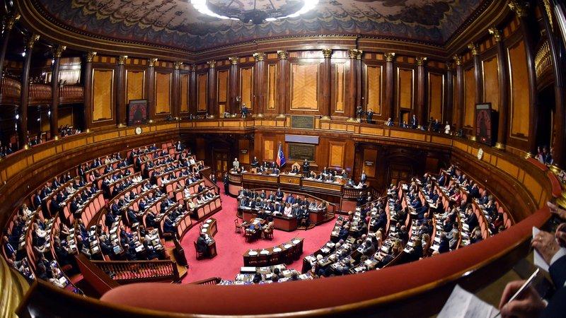 Italie : Le projet de budget 2019 adopté au niveau du Sénat
