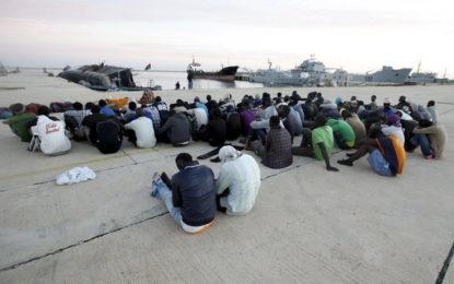 Plus de 16 000 clandestins rapatriés de Libye en 2018 (OIM)