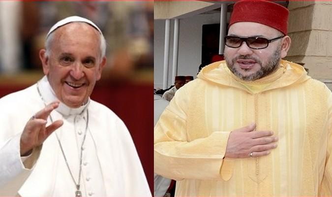 Maroc : Le Pape François effectue une visite officielle