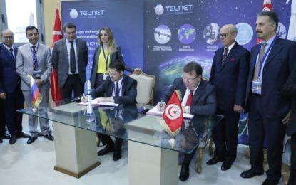 La Tunisie aura son premier satellite dans l'espace en 2020