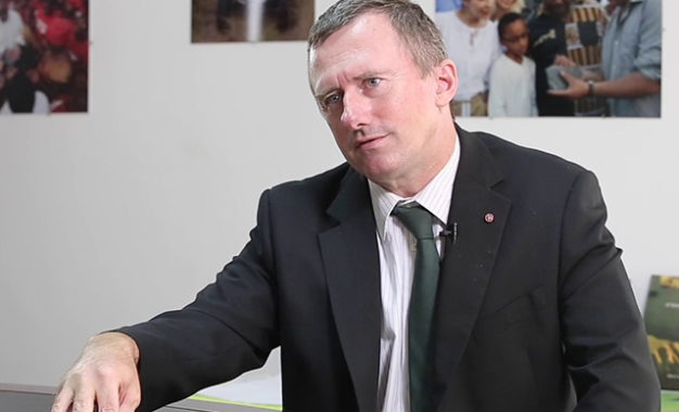 Un Britannique nommé ministre au Gabon