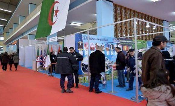 La situation politique porte au coup dur à la foire d'Alger
