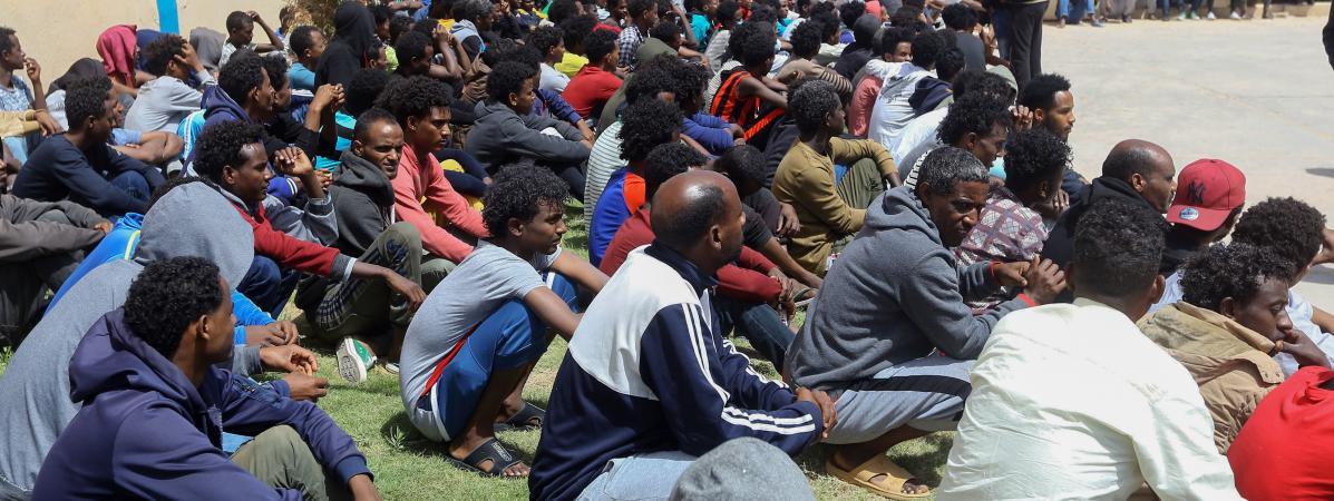 Libye : MSF déplore la situation sanitaire dans les centres de détention de Zintan et Gharyan