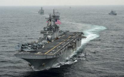 Golfe persique : confusion autour du drone abattu hier par l'armée américaine