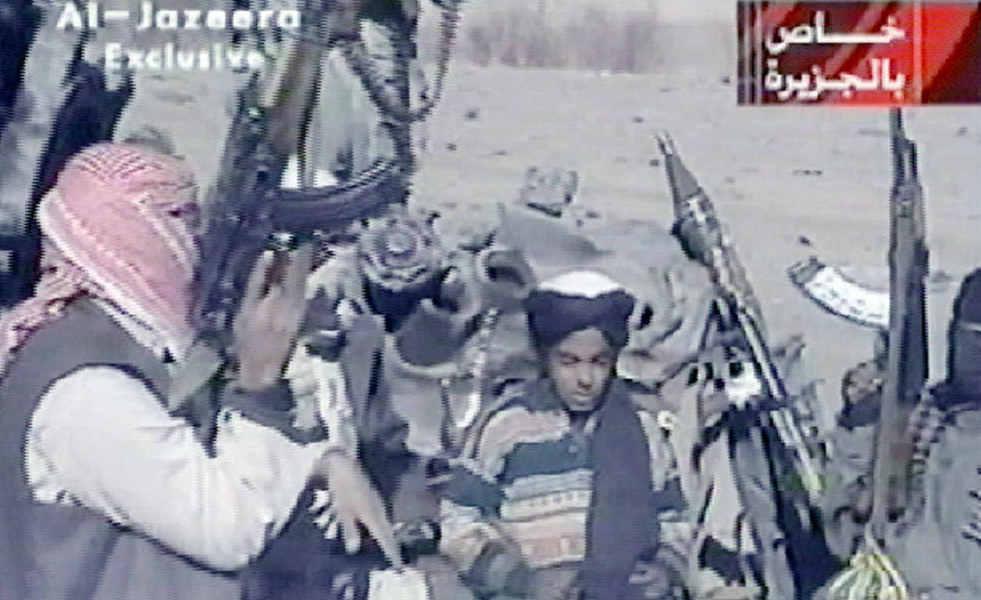 Washington cache des informations sur la mort de Hamza fils de Ben Laden, d'après NBC