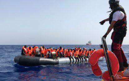 Nouveau drame de l'immigration clandestine au large de la Libye