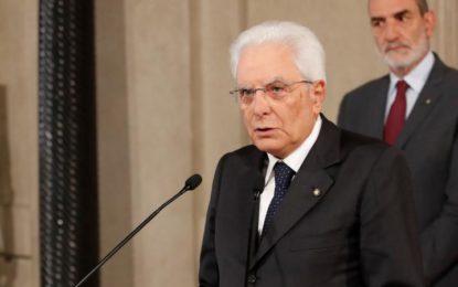 Italie : Les partis politiques en phase de former une nouvelle coalition gouvernementale