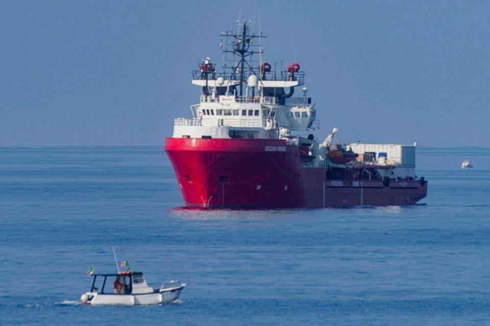 Rome autorise le débarquement de 82 migrants à Lampedusa