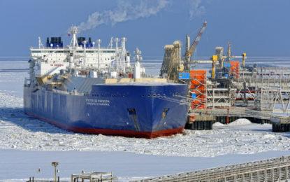 Consensus sur le lancement du projet gazier russe Arctic LNG 2