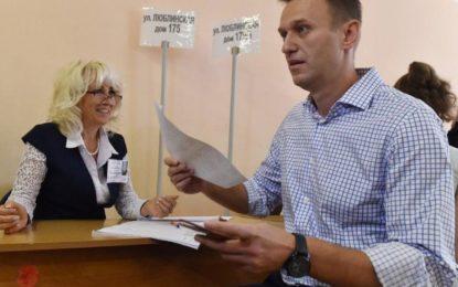Russie : les équipes d'Alexeï Navalny visées par des dizaines de perquisitions à travers le pays