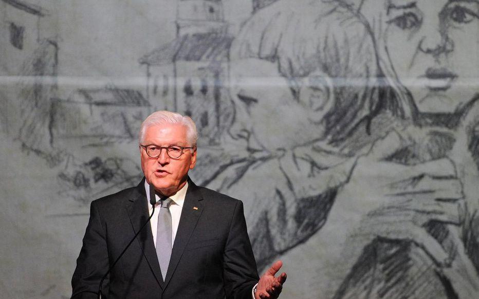 Deuxième Guerre mondiale : l'Allemagne demande pardon à la Pologne