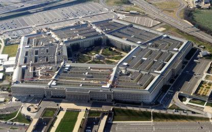 Etats-Unis : Gros décaissement du Pentagone pour construire 280 km de mur à la frontière mexicaine