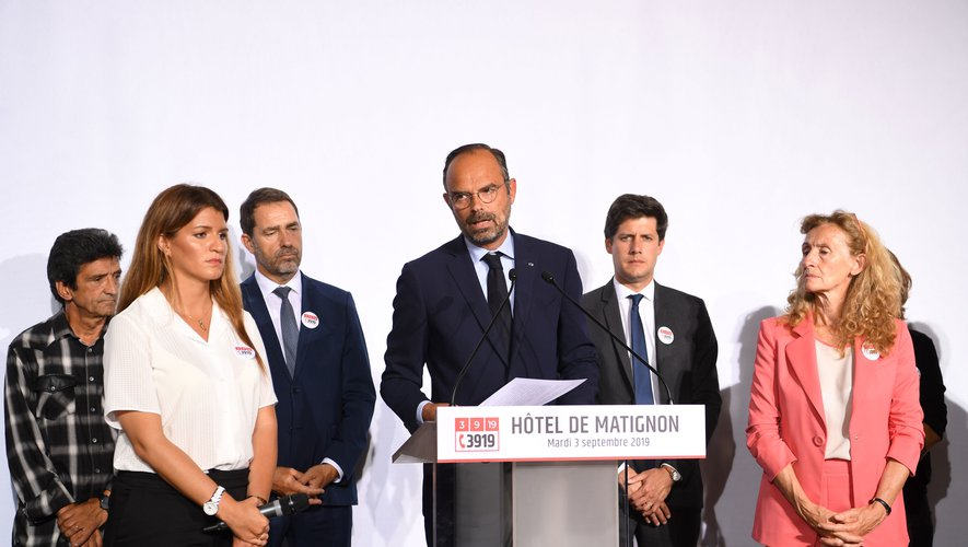 France : le gouvernement présente ses premières mesures contre les violences conjugales