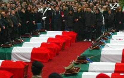 Italie : un général à la retraite indemnisera des victimes d'un attentat en Irak
