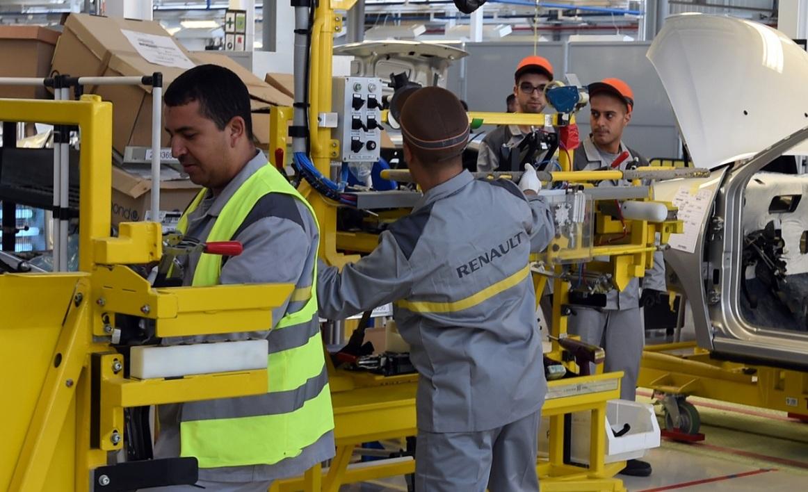 Algérie: Renault envisage un arrêt provisoire de la production de son usine de Oued Tlilat