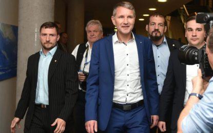 Allemagne : l'AfD gagne du terrain lors de l'élection régionale en Thuringe