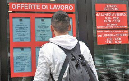 Le taux de chômage au plus bas en Italie