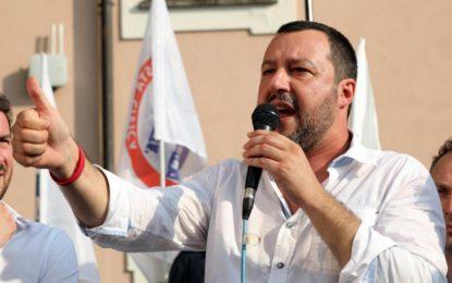 Italie : La droite de Salvini gagne les élections régionales en Ombrie