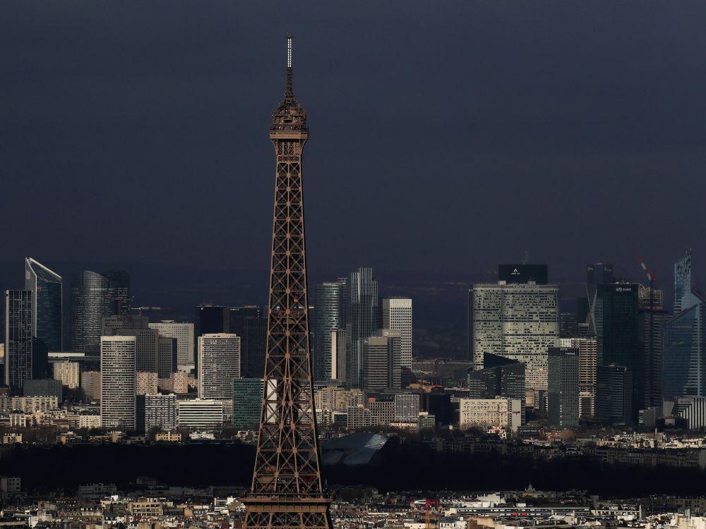 La création d'entreprises bat son plein en France