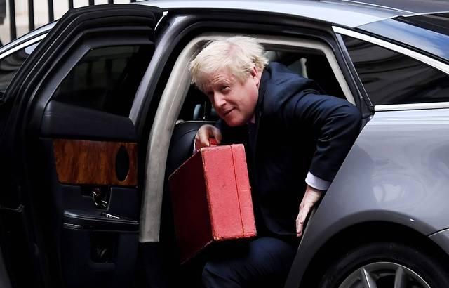 Brexit : Johnson dévoile son ultime proposition pour sortir le Royaume-Uni de l'UE