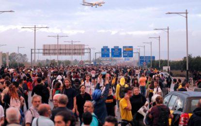 Espagne : Les Catalans en colère contre la condamnation de leurs dirigeants