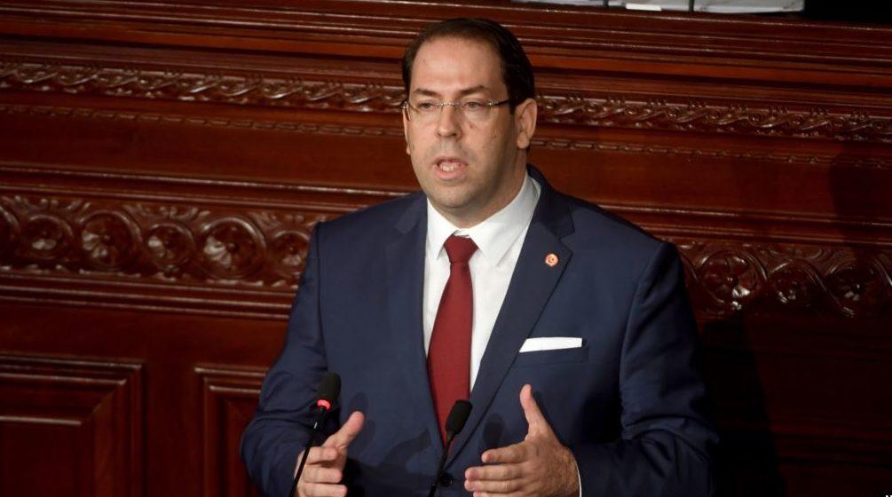 Le Premier ministre tunisien en visite à Alger
