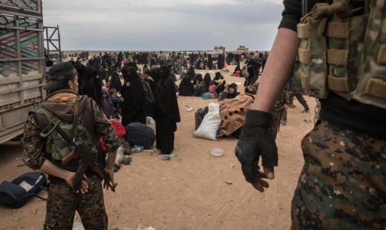 La Turquie commence l'expulsion des djihadistes étrangers de l'Etat islamique