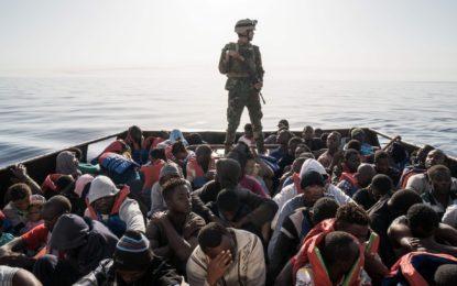 Rome renouvelle avec Tripoli un accord controversé sur la migration