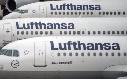 Allemagne : une grève « massive » contraint Lufthansa à annuler des centaines de dessertes