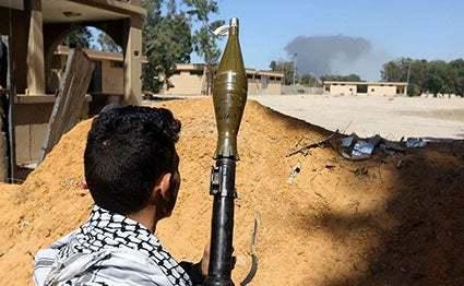 Un drone italien abattu en Libye par les forces de Haftar