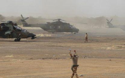 Treize militaires français tués dans le crash de deux hélicoptères au Mali