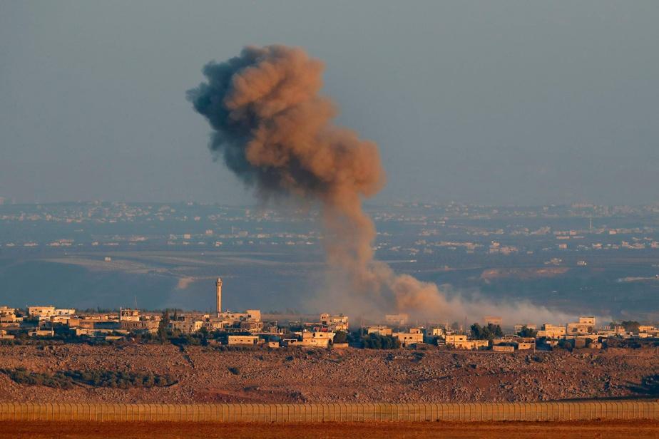 Israël revendique des frappes aériennes en Syrie