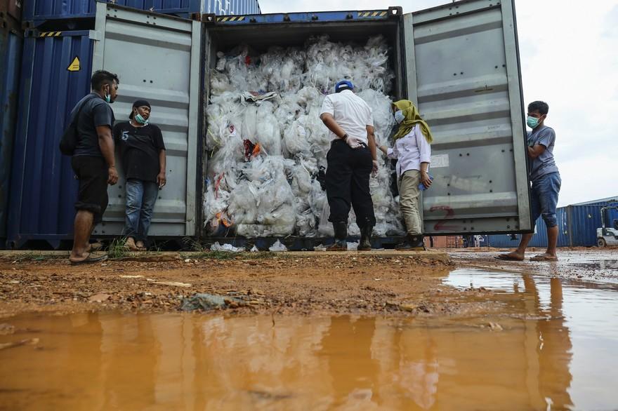 France : lourde amende pour une entreprise qui envoyait ses déchets en Malaisie