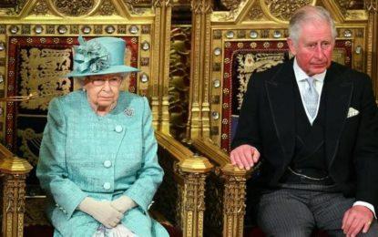 La reine d'Angleterre présente le programme du gouvernement de Boris Johnson