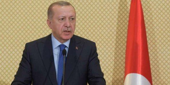 La Libye au centre des entretiens d'Erdogan à Tunis